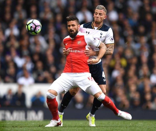 Garth Crooks on Tottenham Hotspur's hard keeping Toby Alderweireld