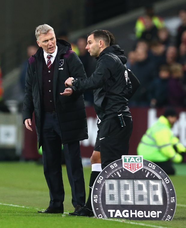 Moyes gives update on West Ham captain Noble's injury ahead of Newcastle