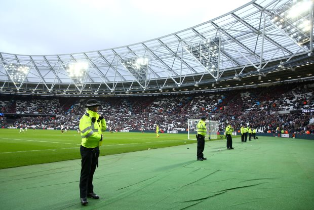 Brooking tells angry West Ham fans to stay away