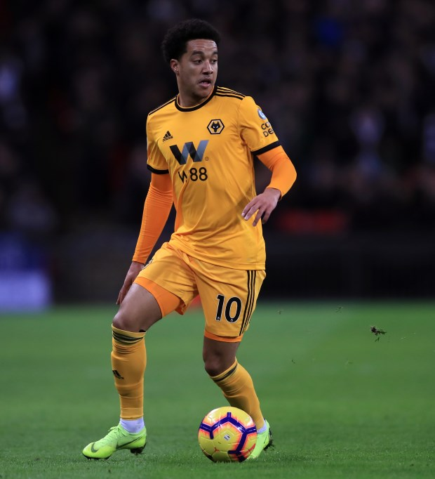Leeds agree one-year loan deal for Wolves forward Helder Costa