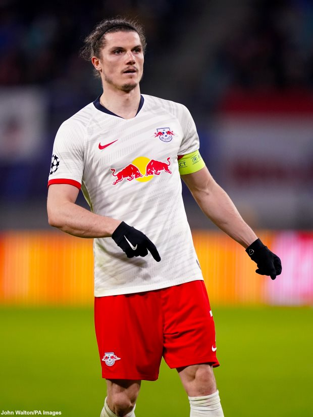 Marcel Sabitzer: Who is the RB Leipzig star Tottenham are
